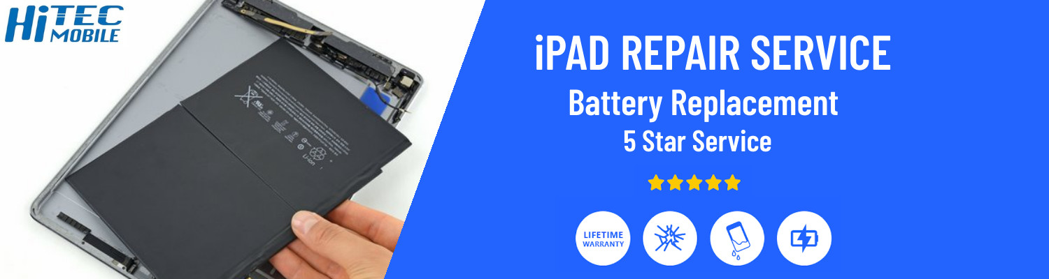 iPad Battery Replacement