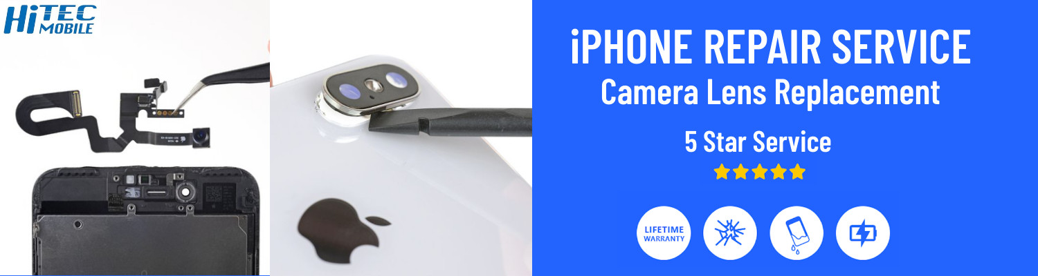 iPhone Camera Replacement