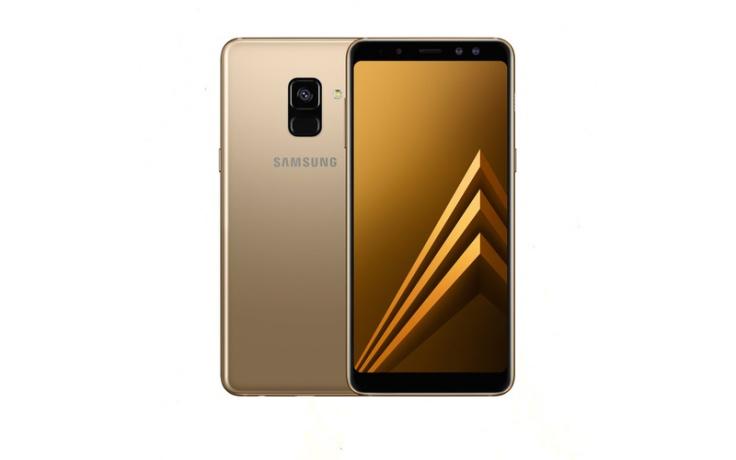 Samsung A8 2018 Singapore