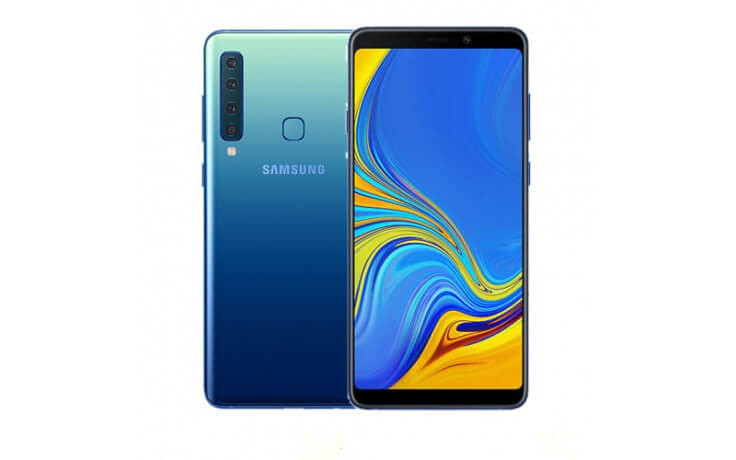 Samsung A9 2018 Singapore
