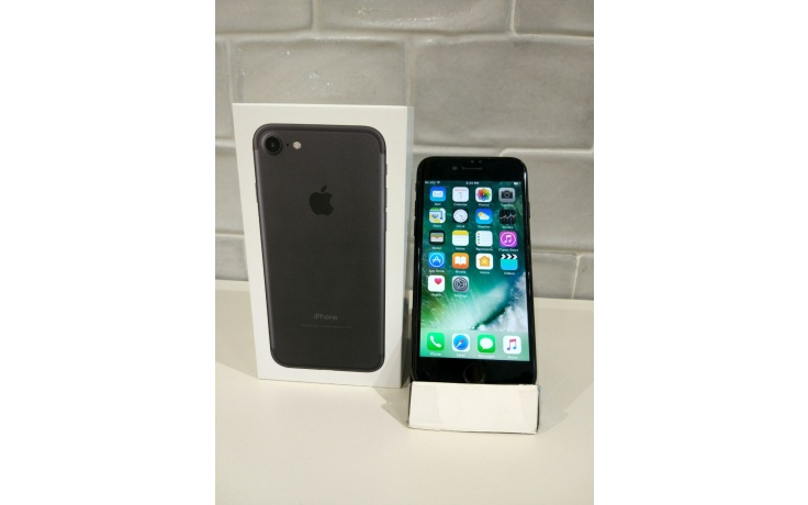 Apple iPhone 7 matt black used