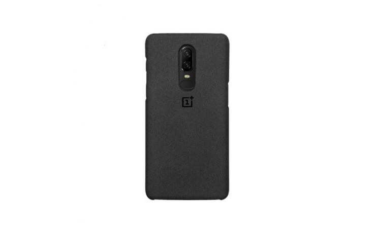 OnePlus 6 Sandstone Case