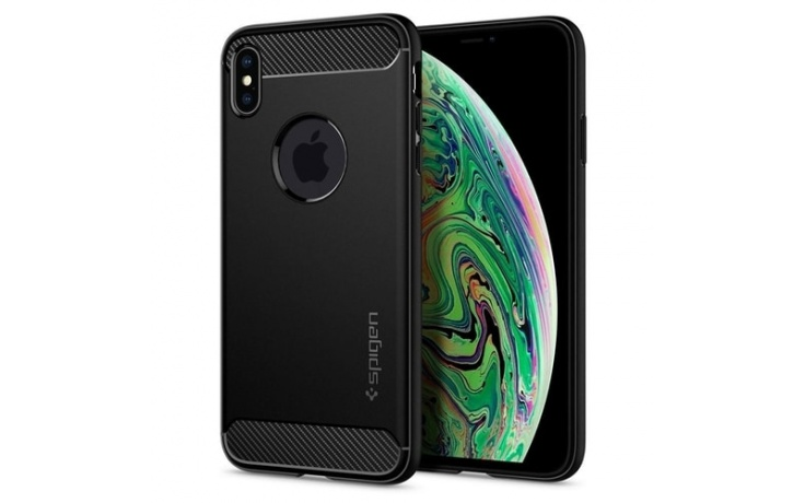 Spigen iPhone XS MAX Case Rugged Armor