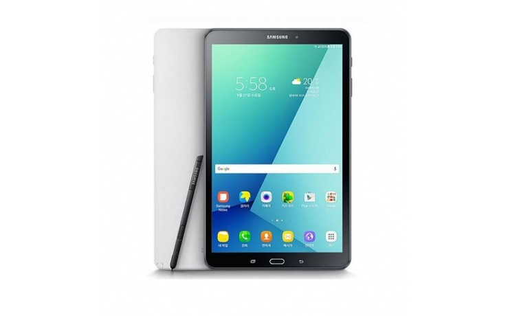 Samsung Tab A 10.1 2016 with S Pen