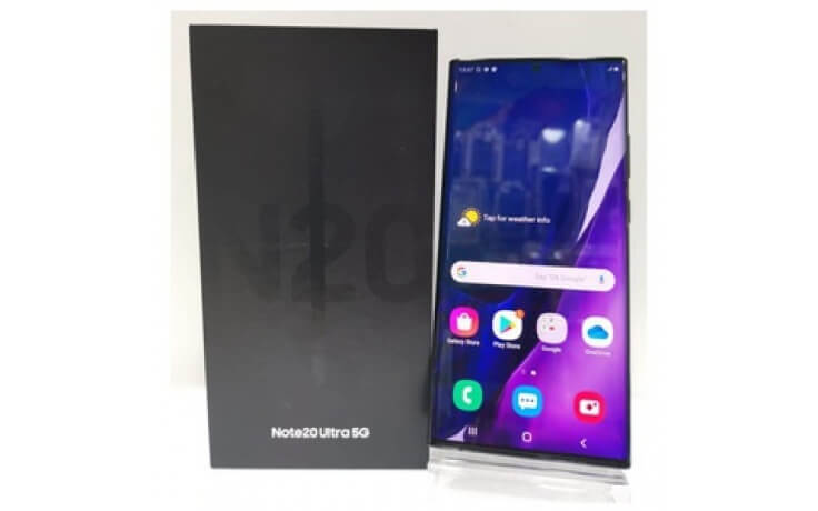 Samsung Galaxy Note 20 Ultra 256gb used