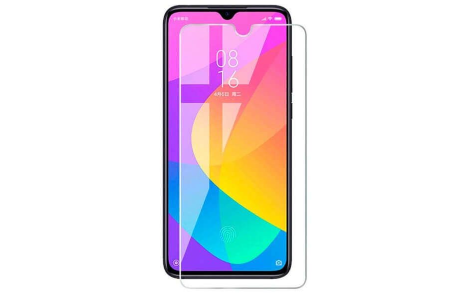 Xiaomi Mi A3 Tempered Glass Screen Protector