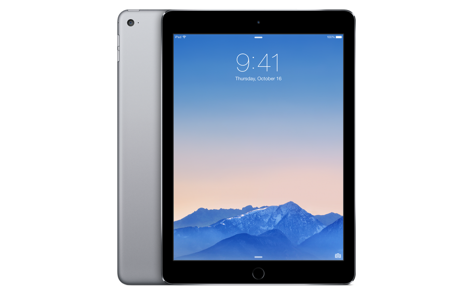 Apple iPad Air 2 Wi-Fi Space Grey