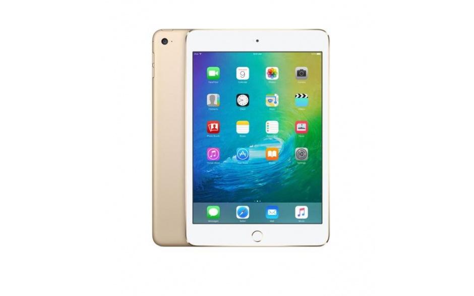 iPad Mini 4 128GB LTE Gold
