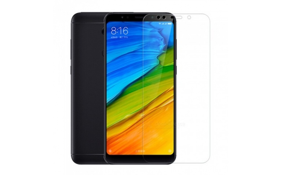Redmi 5 Plus Tempered Glass Screen Protector