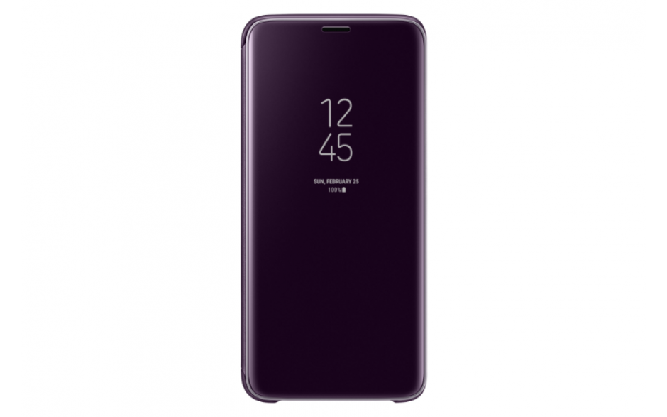 Samsung S9 clear view cover