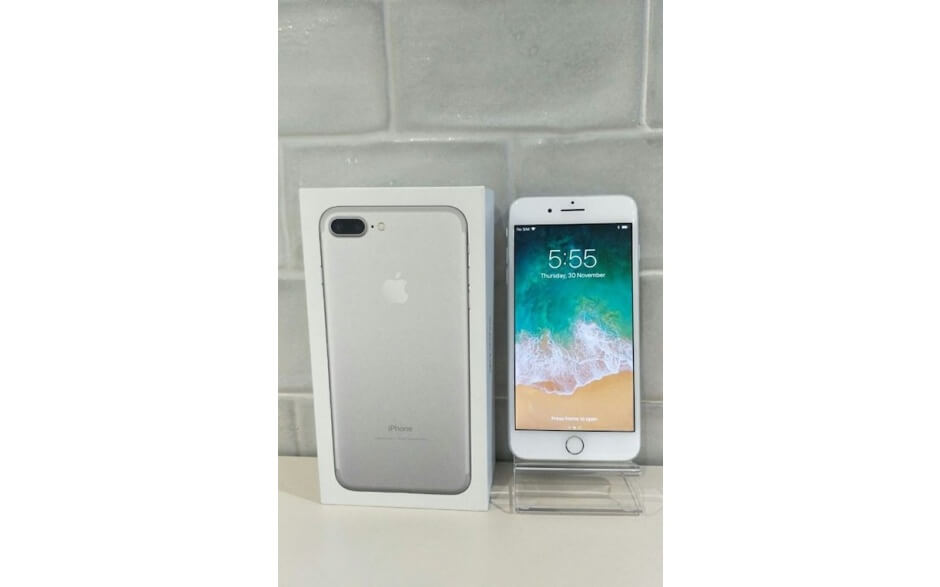 Apple iPhone 7 Plus 32GB silver used