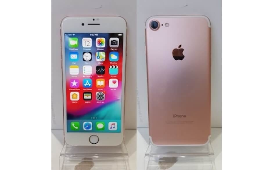 Apple iPhone 7 128GB rose gold used