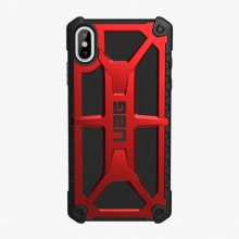 UAG iPhone XS Max PLYO Case Red