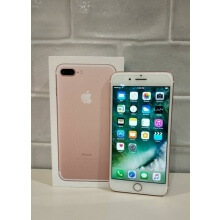 Apple iPhone 7 Plus 128GB rose gold used