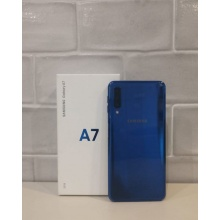 Samsung Galaxy A7 (2018) Blue Used