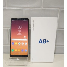 Samsung Galaxy A8+ (2018) black used