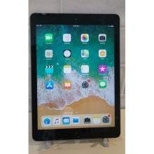 Apple iPad Air 1 Wifi 16GB space grey used