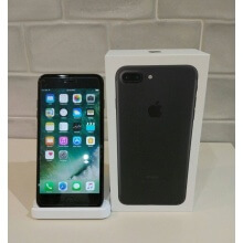 Apple iPhone 7 Plus 128GB Black used