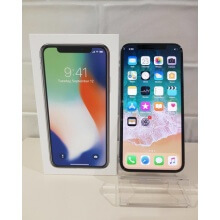 Apple iPhone X 64GB SIlver Used