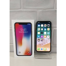 Apple iPhone X 64GB grey used