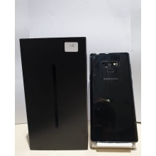 Samsung Galaxy Note 9 128gb black used