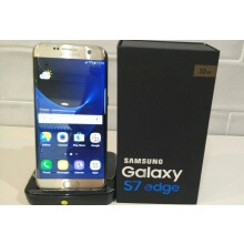 Samsung Galaxy S7 Edge Gold used