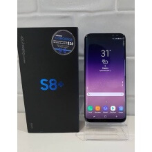 Samsung Galaxy S8 Plus black used