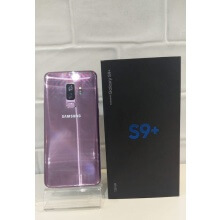 Samsung Galaxy S9 Plus 128GB lilac purple used