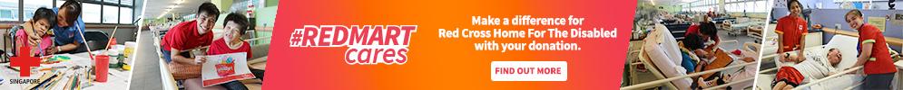 Redmart Care Charity Drive