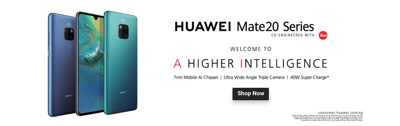 Huawei Mate 20 Singapore