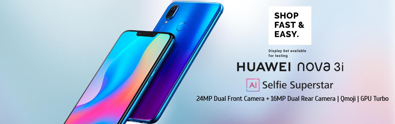Huawei Nova 3i Singapore
