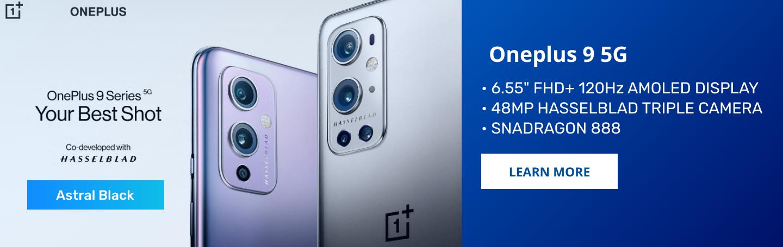 OnePlus 9 5G singapore