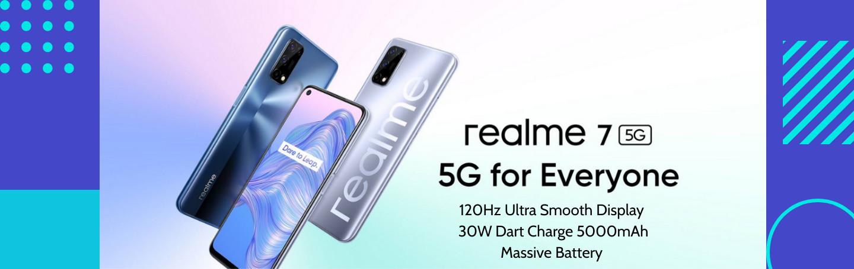 Realme 7 5G Singapore