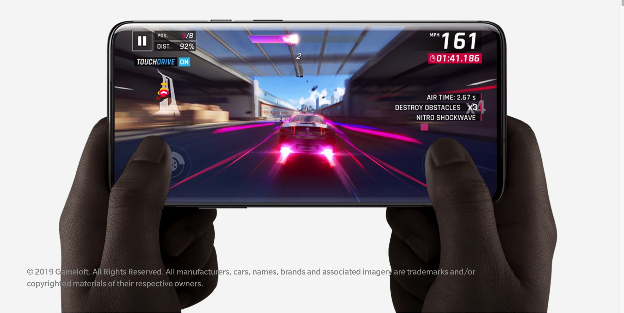 OnePlus 7T Pro Singapore