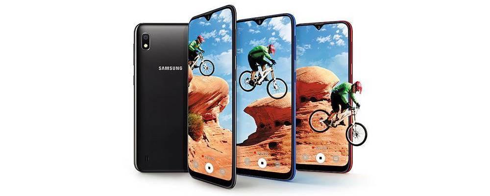 Samsung Galaxy A10 Singapore