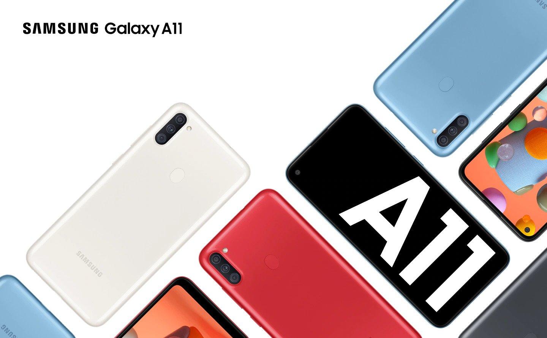 Samsung A11 Singapore