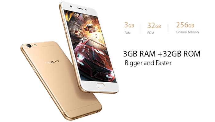Oppo A57 price in Singapore