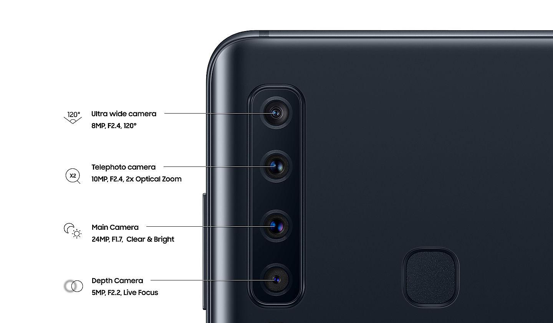 Samsung Galaxy A9 (2018) Singapore