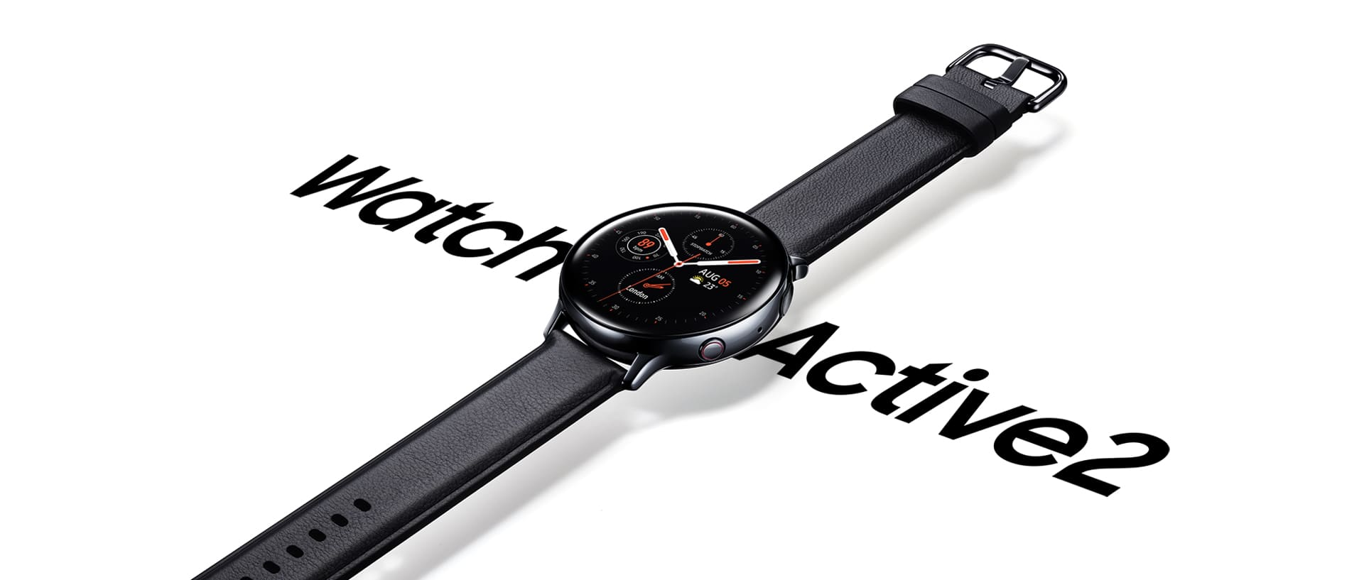 Galaxy Watch Active 2 Singapore