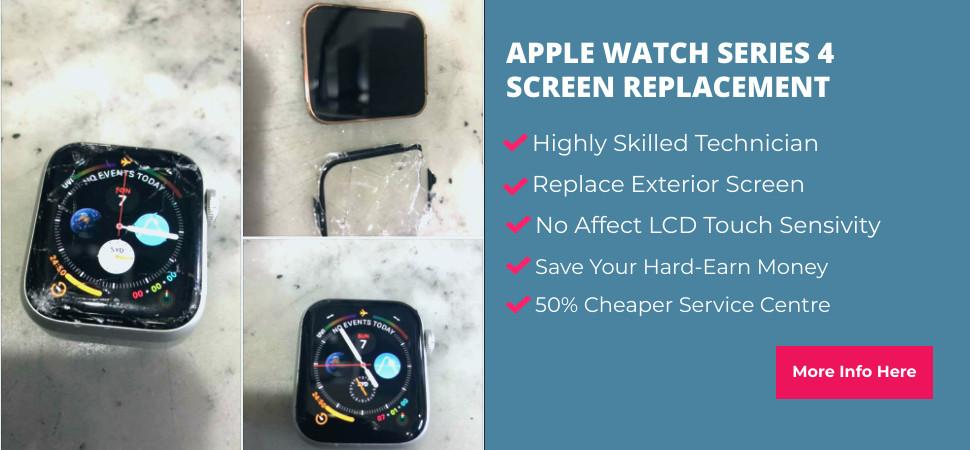apple watch series 4 repair singapore