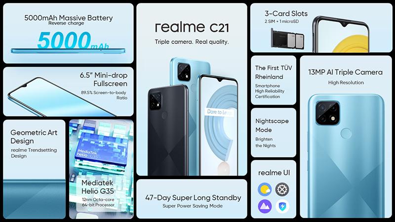 realmi c21 Singapore