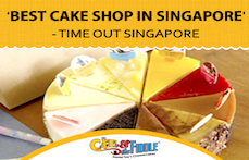 Best Cake Shop in Singapore