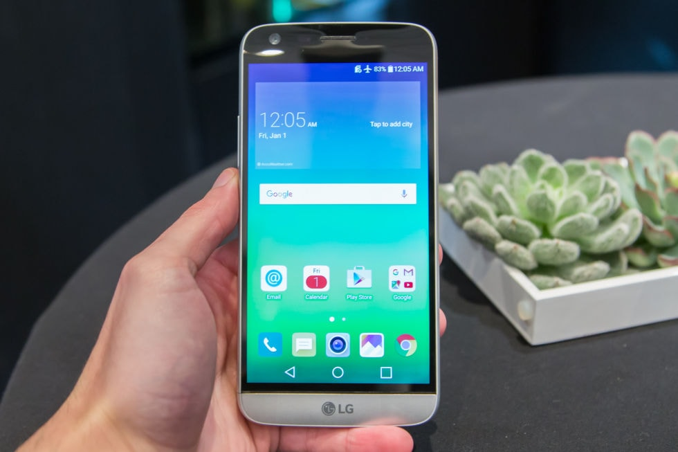 LG G5 Display Review