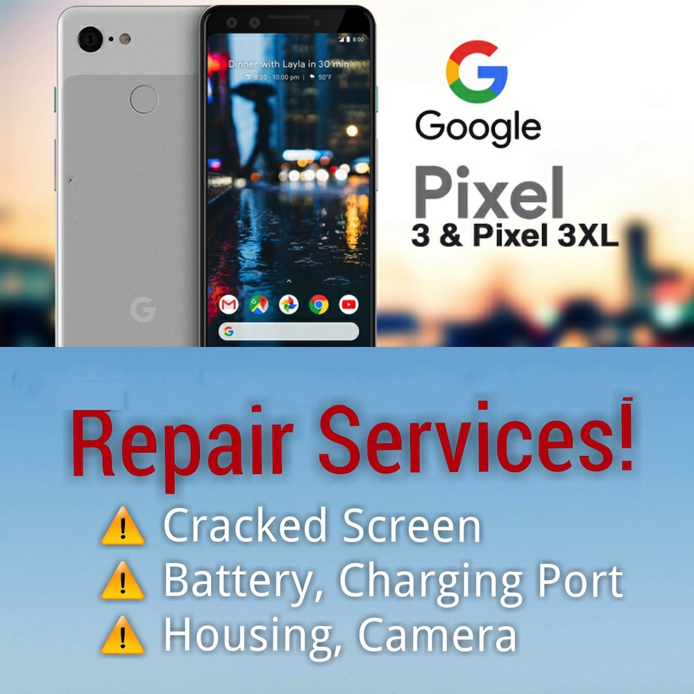 Google Pixel repair singapore