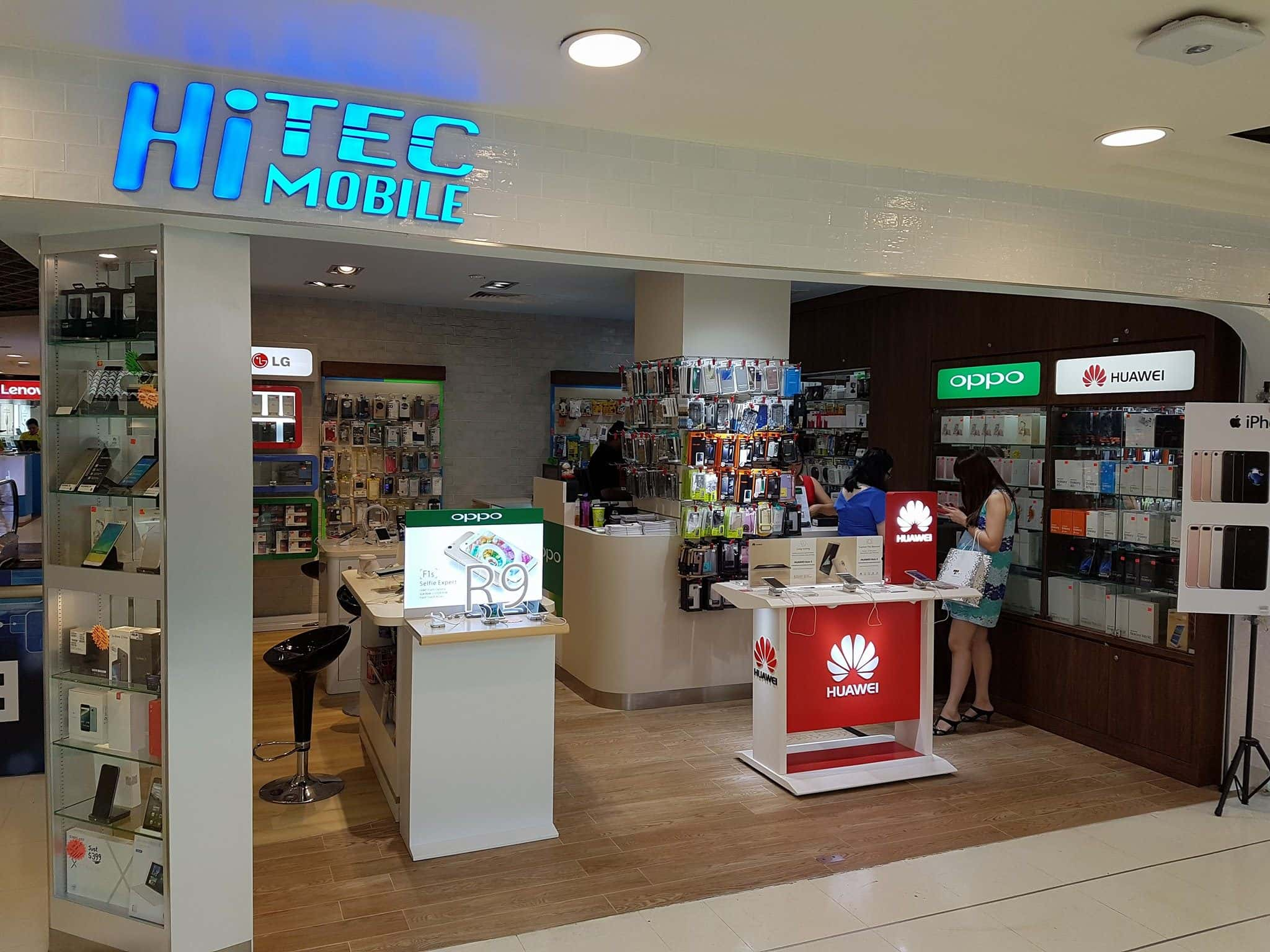 Hitec Mobile at Bugis Junction #03-24
