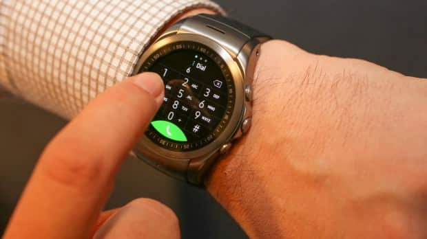 First look at the LG Watch Urbane 2nd Edition