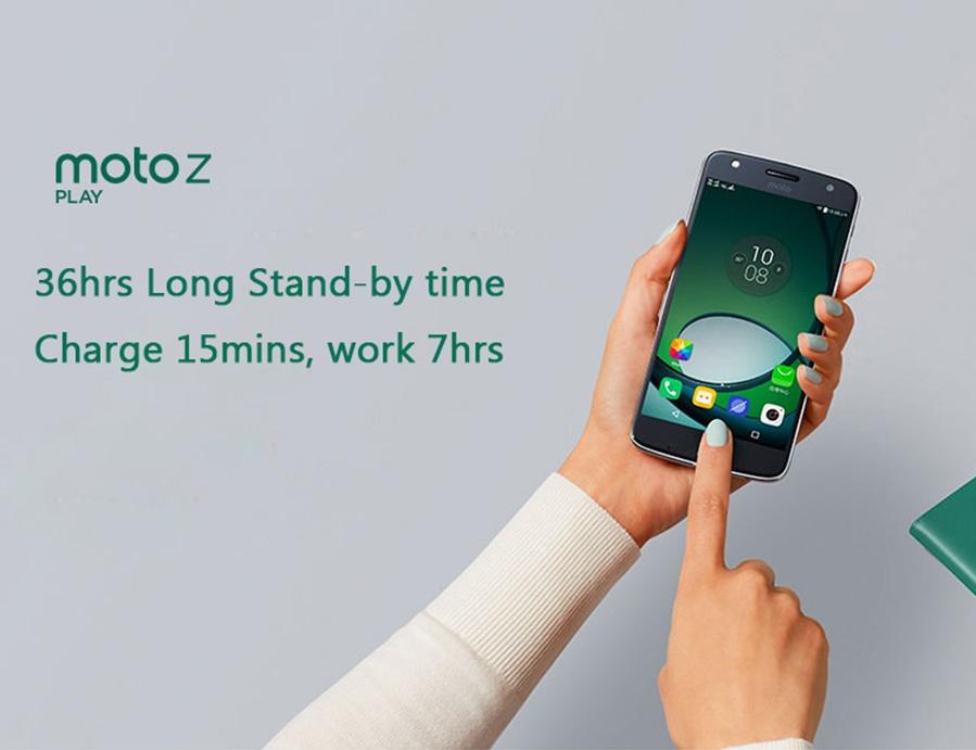 Moto Z Play Singapore