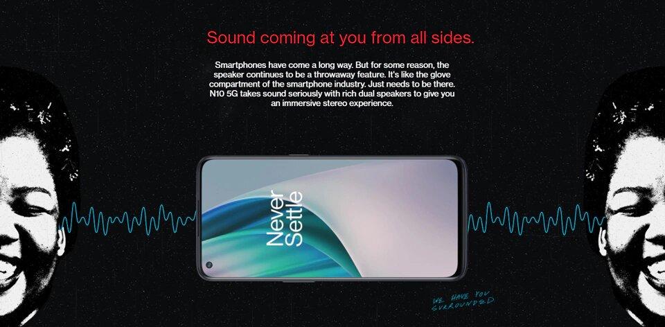 OnePlus nord n10 Singapore