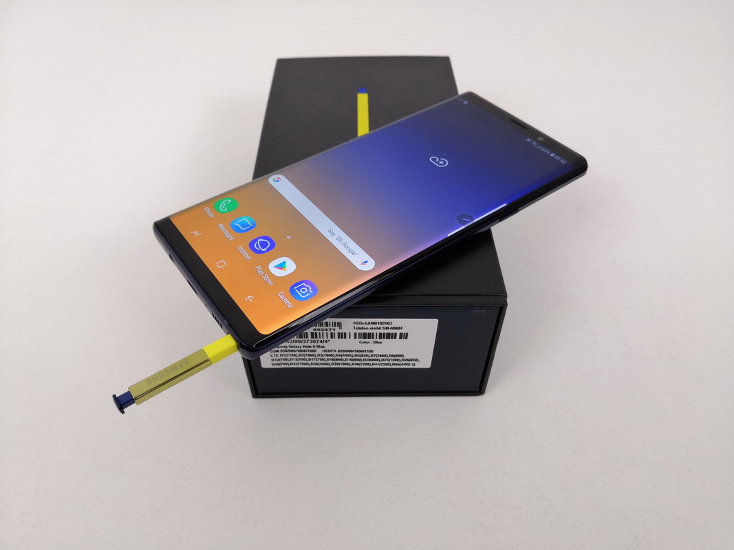 samsung note 9 2nd hand price