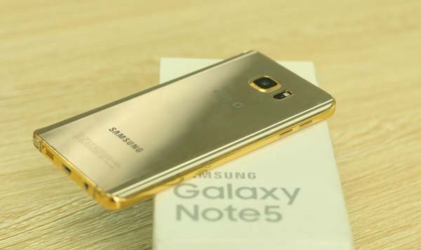 Note 5 Review